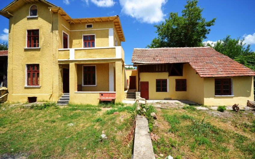 HUGE 3-STOREY BULGARIAN PROPERTY – NEARBY KRUSHUNA WATERFALLS