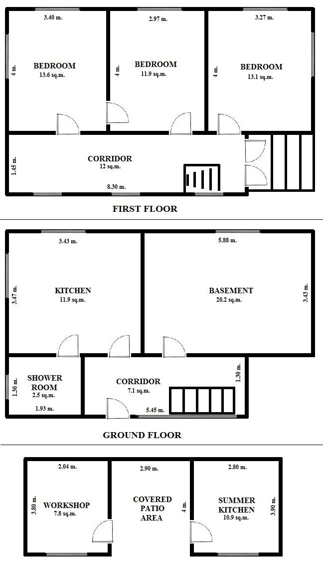 Floorplan Splendor House (click to view)