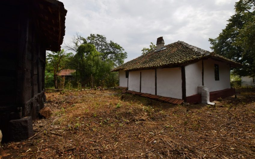 TRADITIONAL, VERY AUTHENTIC BULGARIAN HOUSE – SUPERB LOCATION!!