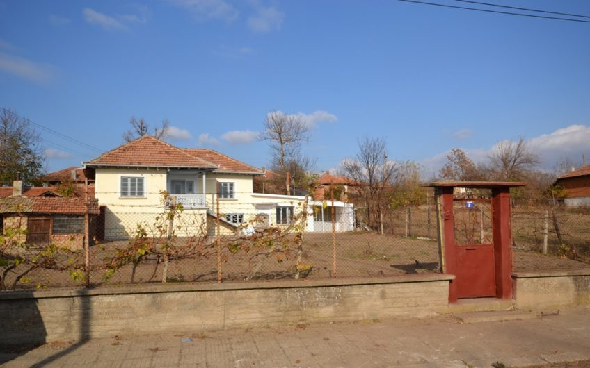 SUNNY & TRADITIONAL BULGARIAN HOUSE – AMAZING LOCATION!!