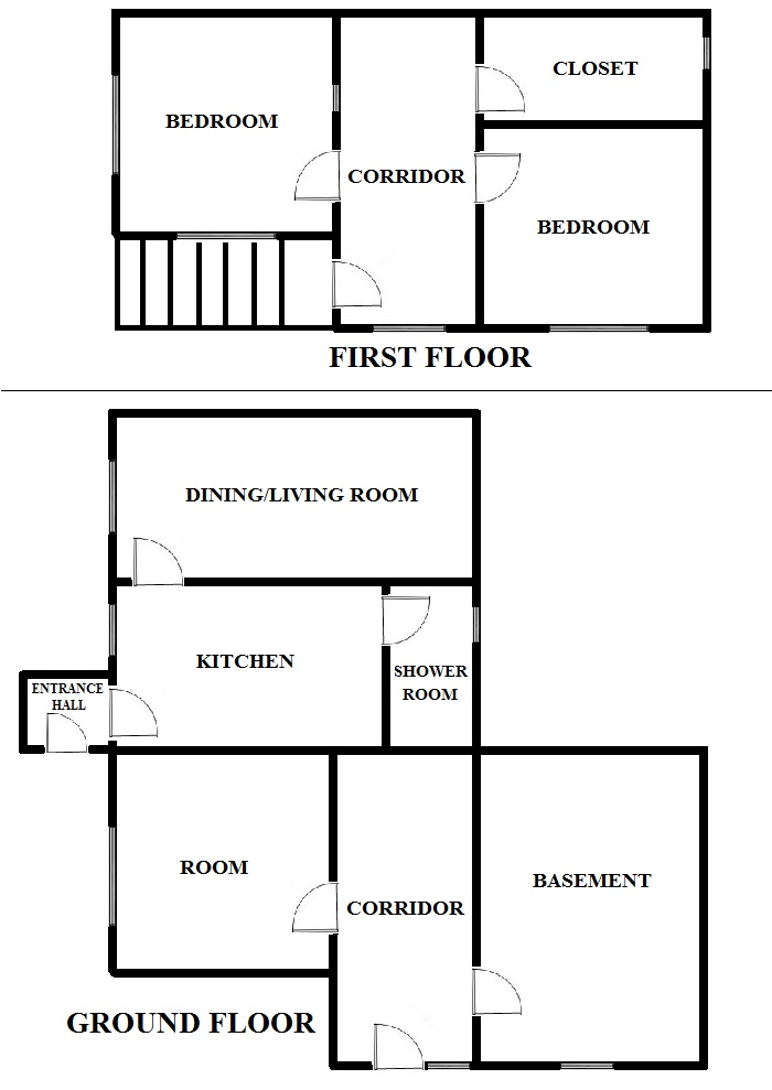 Floorplan Inspire House (click to view)