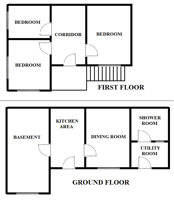Floorplan Scenery House (click to view)