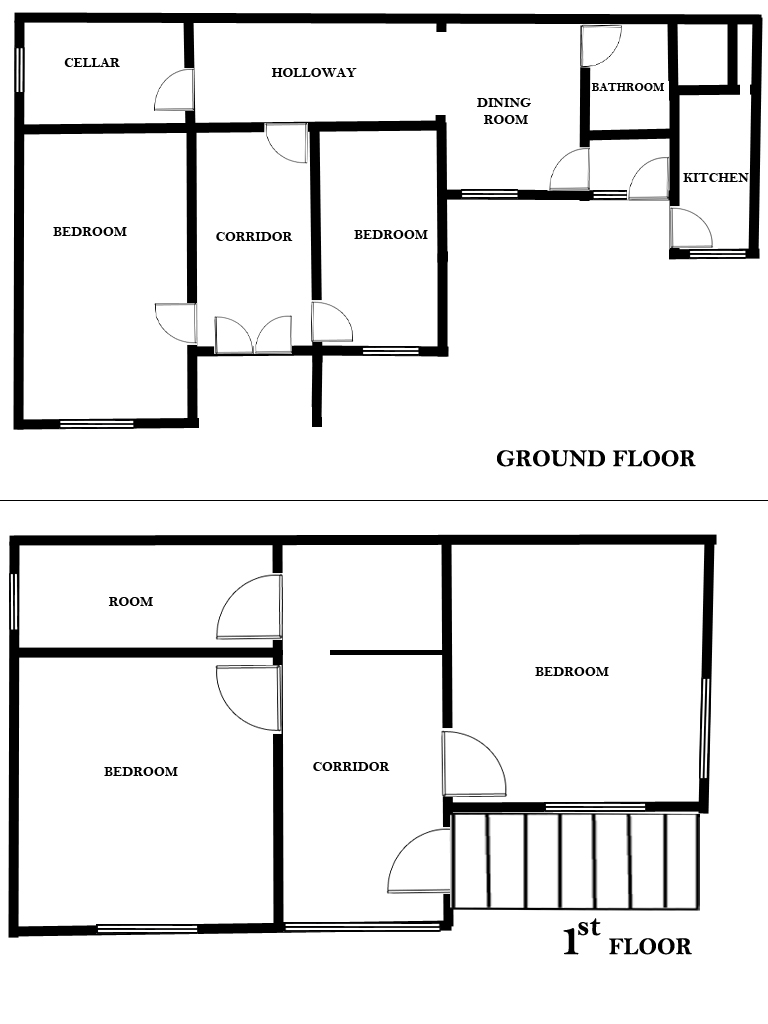 Floorplan Dream House (click to view)