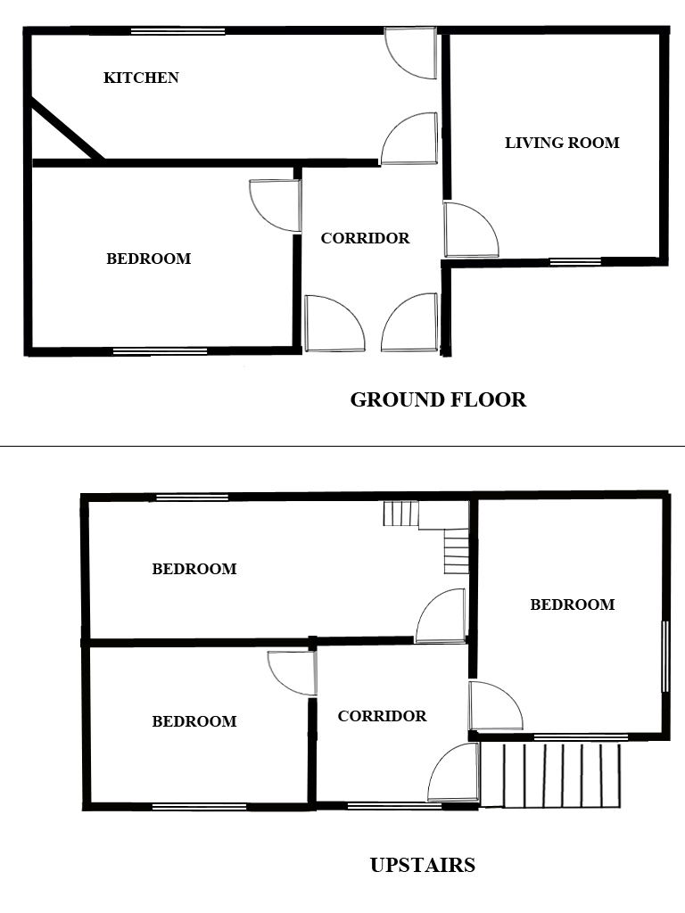 Floorplan Decent House (click to view)