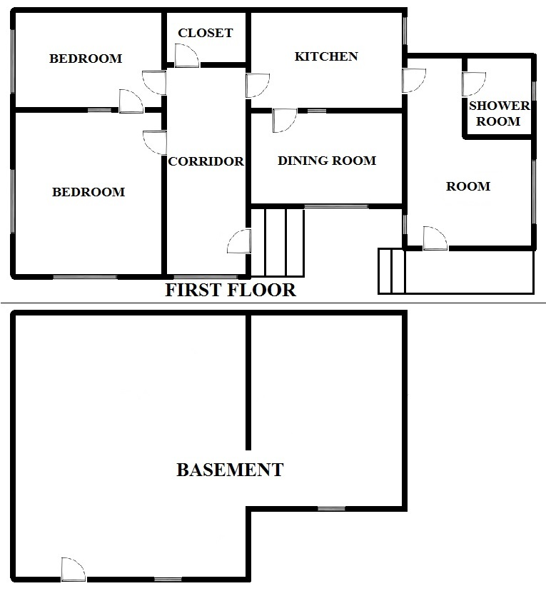 Floorplan St. Marina House (click to view)