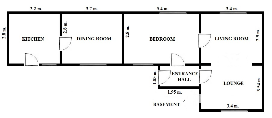 Floorplan Ivory House (click to view)