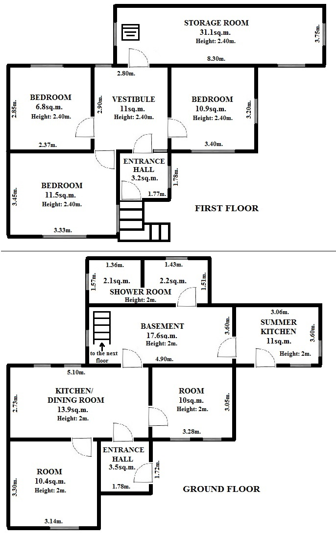 Floorplan Royal House (click to view)