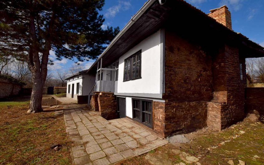 EXCLUSIVE RUSTIC PROPERTY – 2 HOUSES, NEW SHOWER ROOM!! BIG PLOT OF LAND!! TOP LOCATION!!